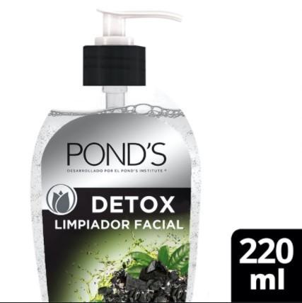 Jabon  Liquido  Detox