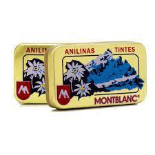 Anilina montblanc  burdeos