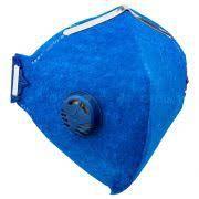 Mascara pff2 com válvula respiratória 1 Unidade