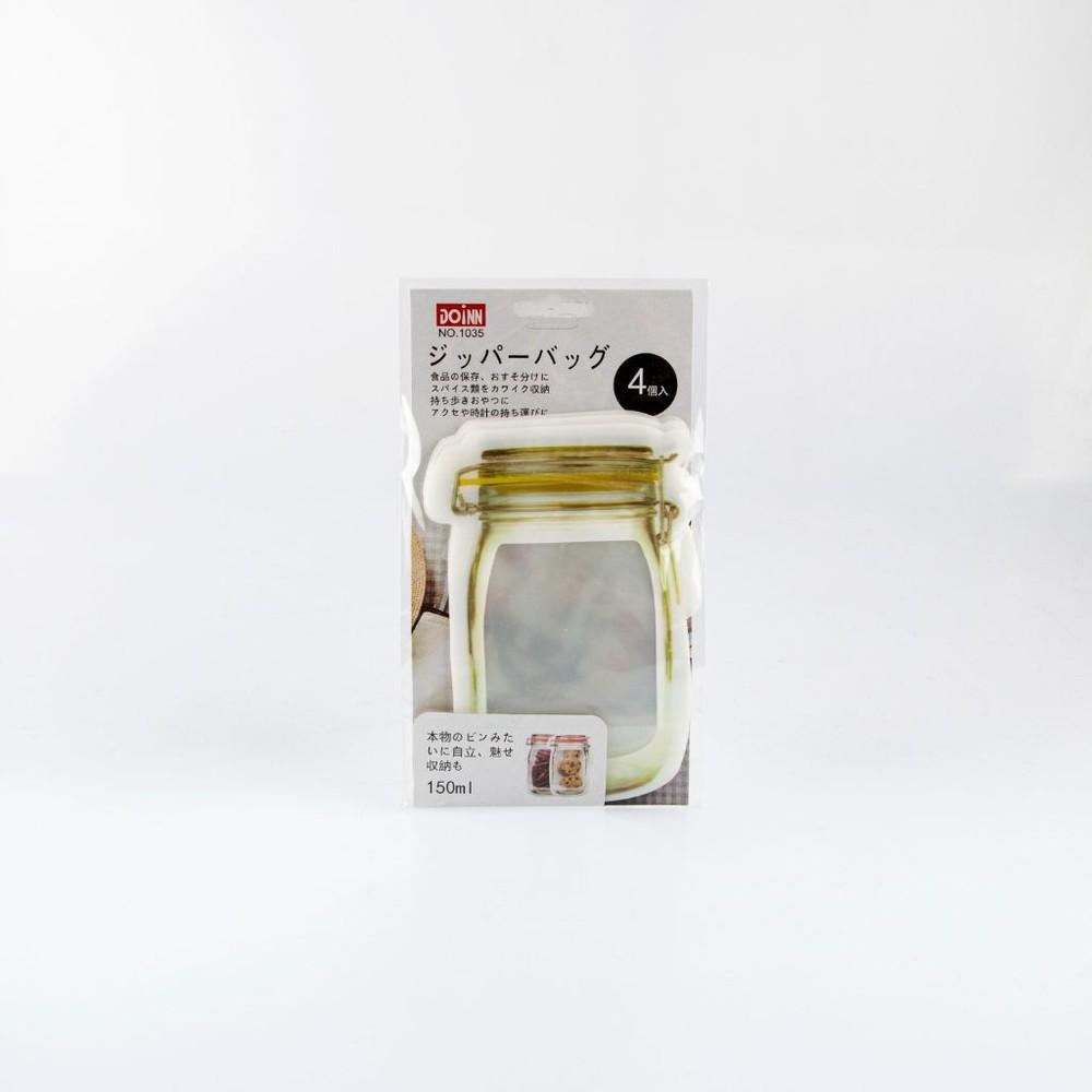 Bolsa hermética frasco 150 ml