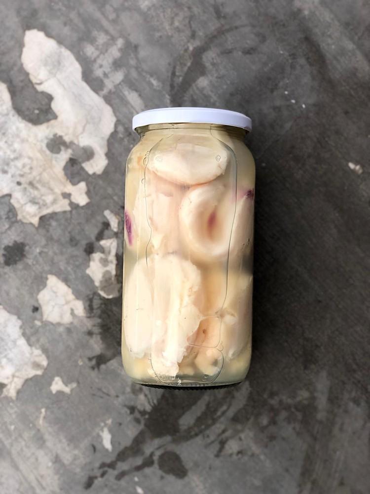 Frasco locos cocidos Frasco 1 kg