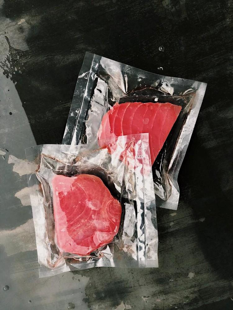 Atún rojo steak Pack de 5 unidades