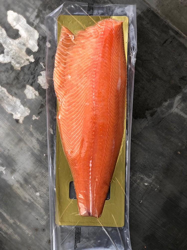 Filete de salmón premium Bolsa de 1,25 kg.