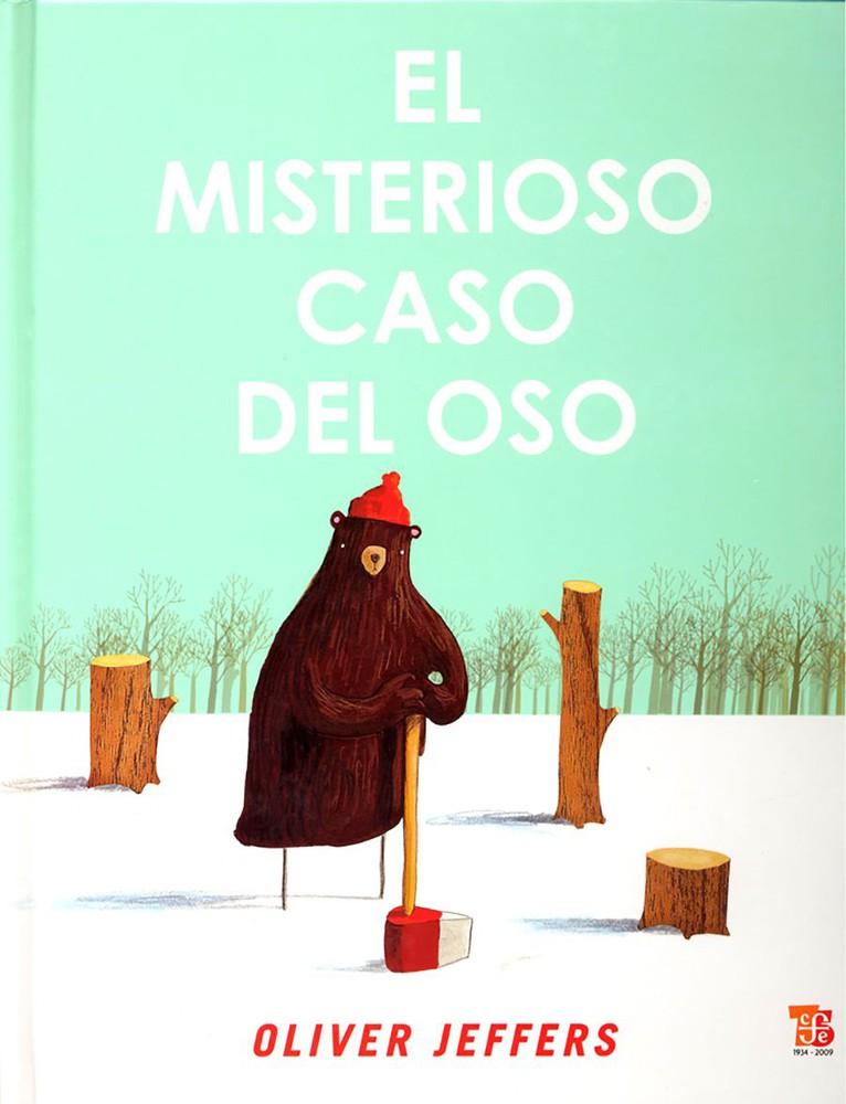 Libro el misterioso caso del oso
