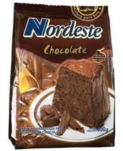 Mistura para bolo de chocolate