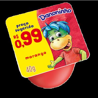 Danoninho morango