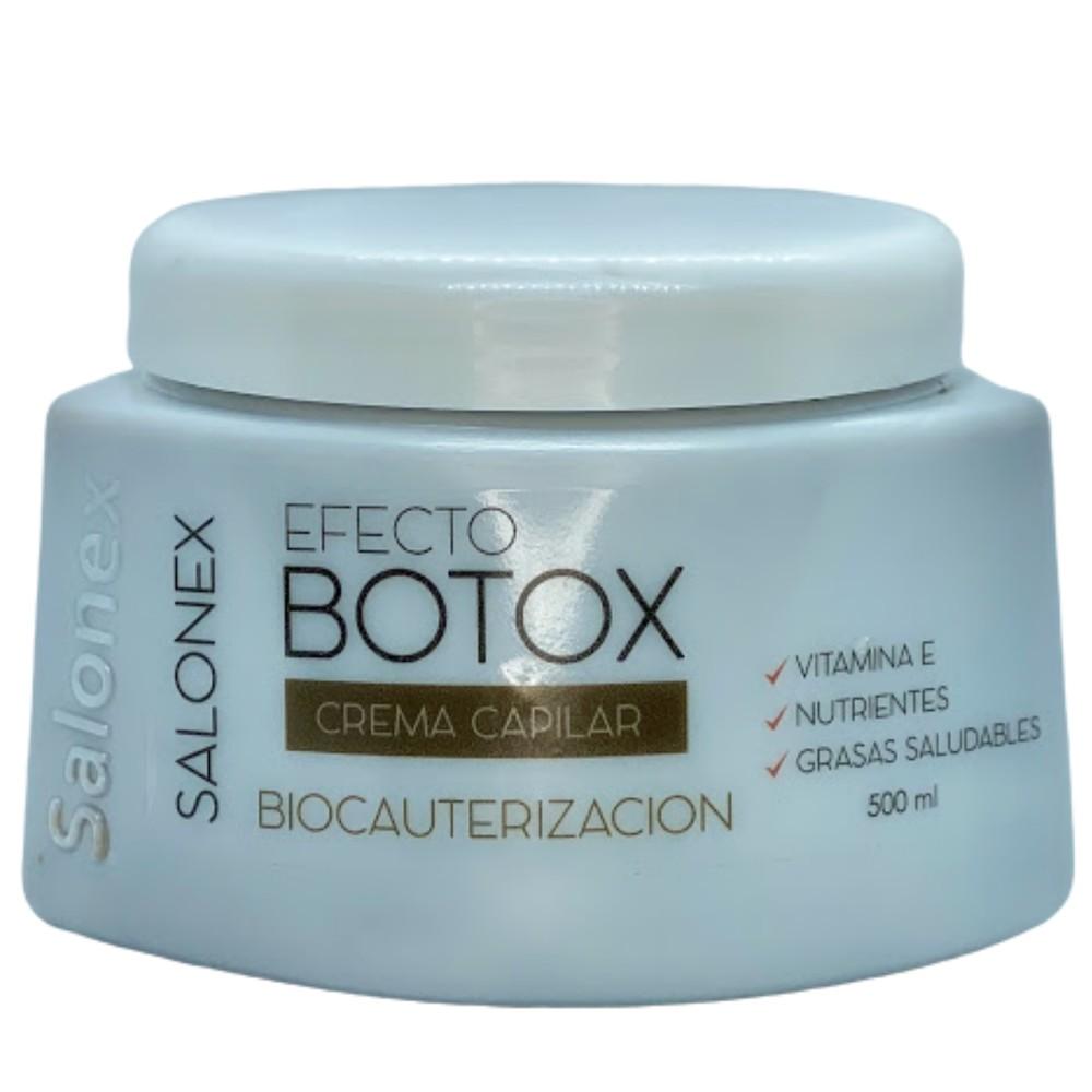 Efecto botox biocauterizacion