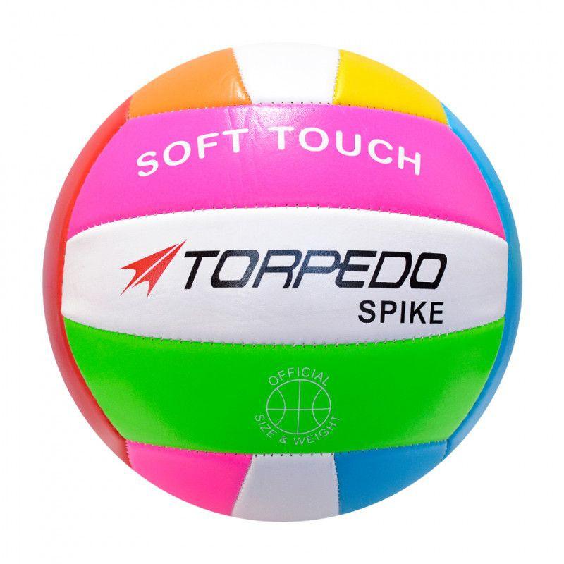 Balon de volley soft touch spike pvc Bolsa