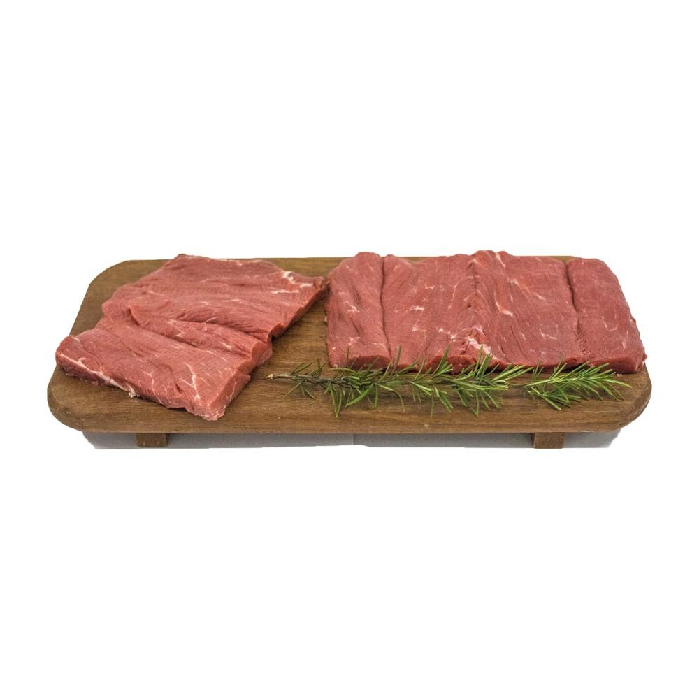 Lomo fino de res semilimpio Precio por kg, unidad: 1 kg aprox.