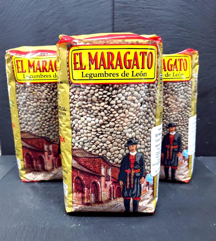 Lentils el maragato (from spain)
