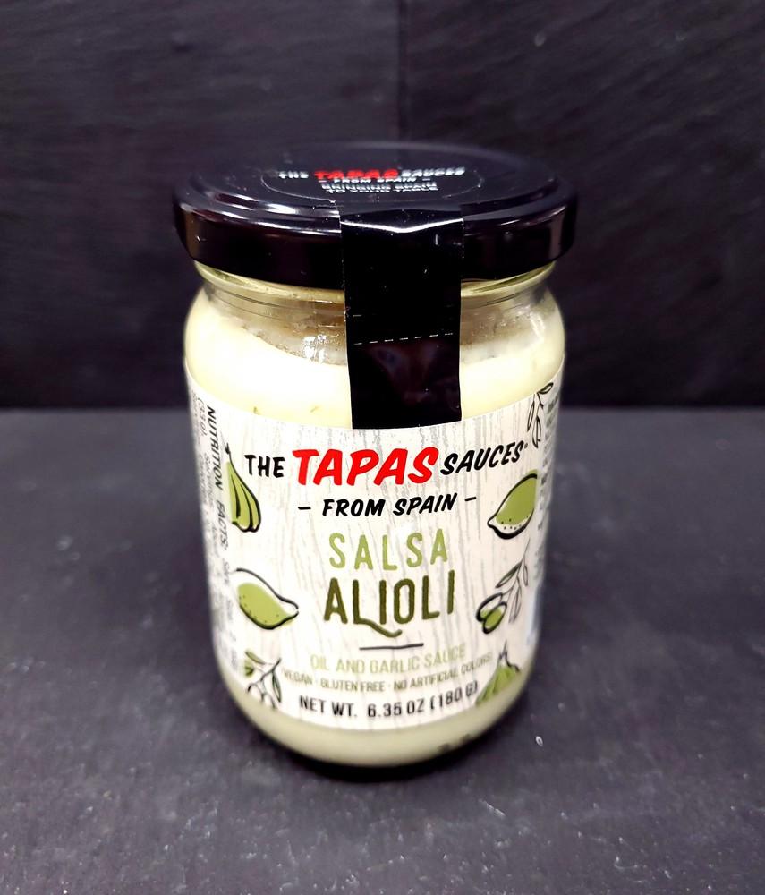 Alioli, Oil & Garlic Sauce