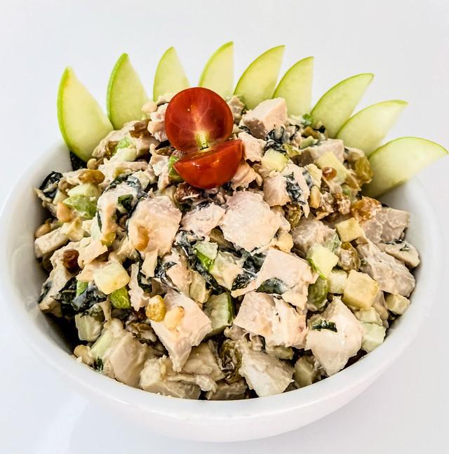 Chicken salad 1lb, minimum size 0.25lb