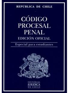 Codigo  procesal penal-estudiante 2020 - editorial juridica de chile
