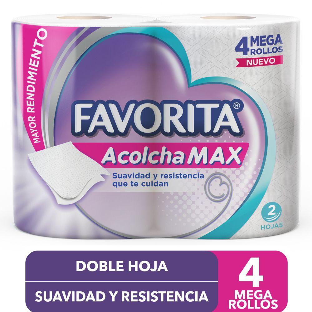Papel higiénico Acolchamax