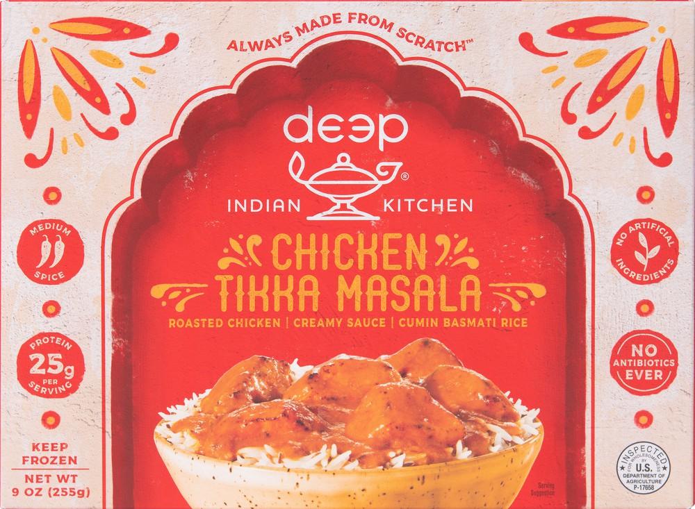 Medium Spice Chicken Tikka Masala