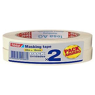 Pack Masking 2 unidades 18 mm x 40 mt