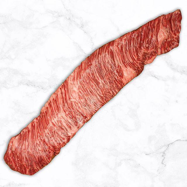 Signature skirt steak 16 oz