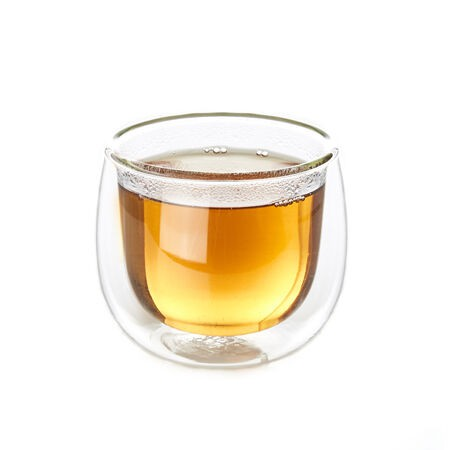 Double Walled Glass Cup 1UN