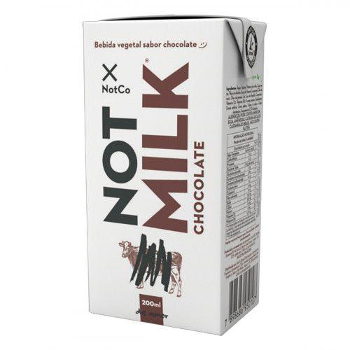 Not Milk chocolate - bebida vegetal