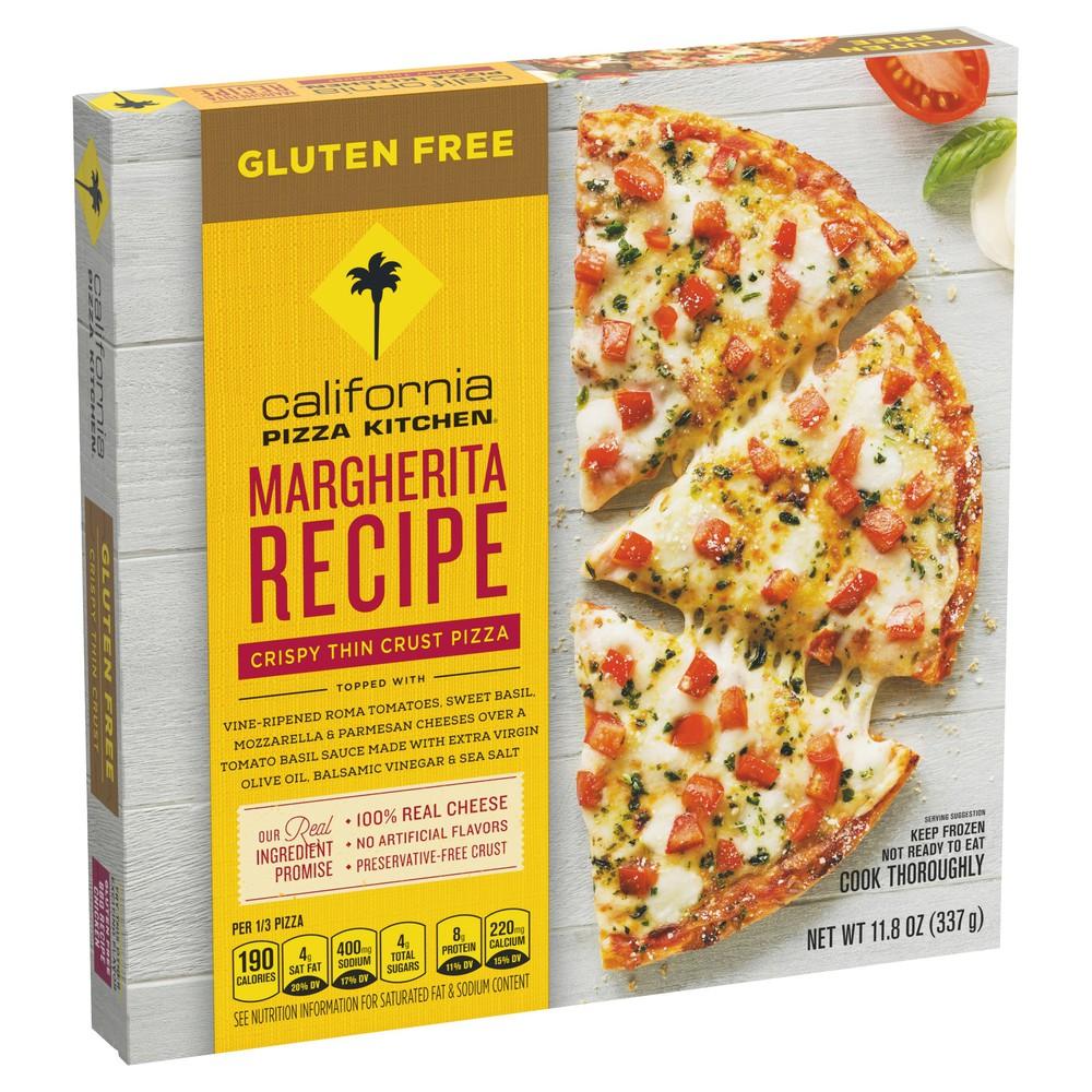 Crispy Thin Crust Margherita California Pizza Kitchen 11 8 Oz Delivery Cornershop By Uber