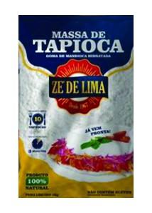 Massa de tapioca