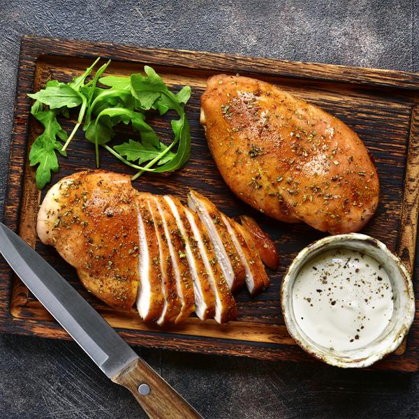 Organic turkey breasts 5 LB