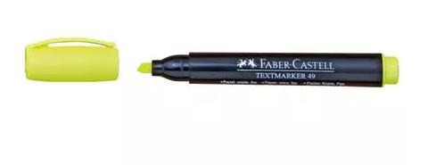 Destacador textliner amarillo