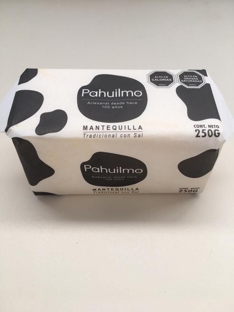 Mantequilla artesanal 250 grs