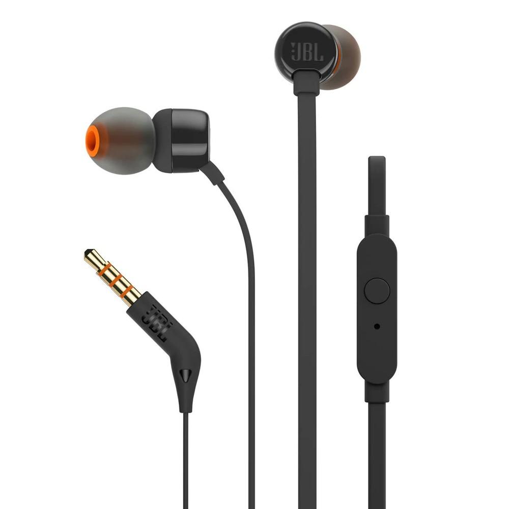 Audífonos Tune 110  negro Negro