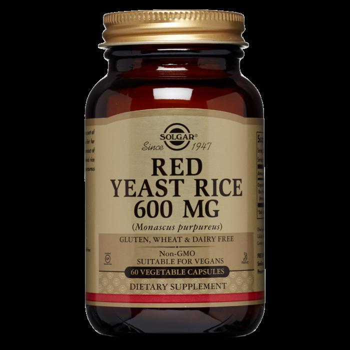 Solgar red yeast rice 1pc