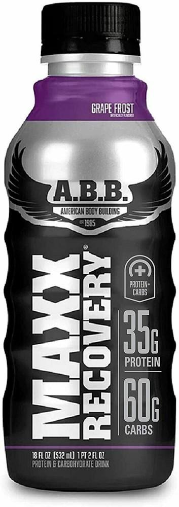 Abb max recovery rtd 18 FL OZ