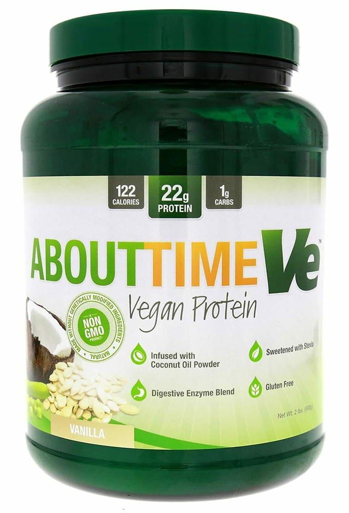 About time vegan