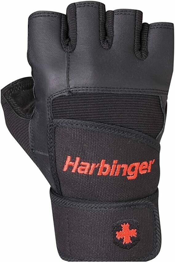 Harbinger pro wristwrap