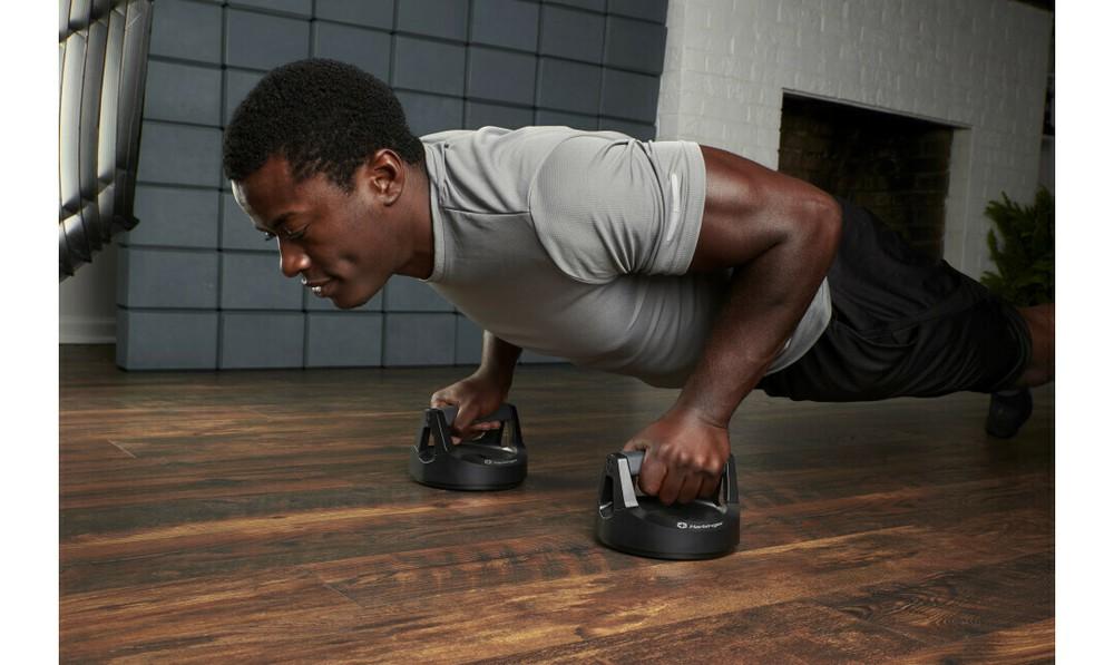 Harbinger pushup sport