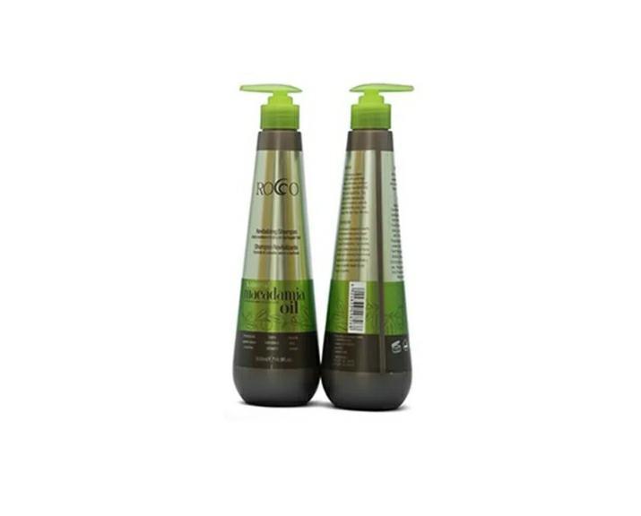 Natural macadamia oil - shampoo revitalizante 500ml