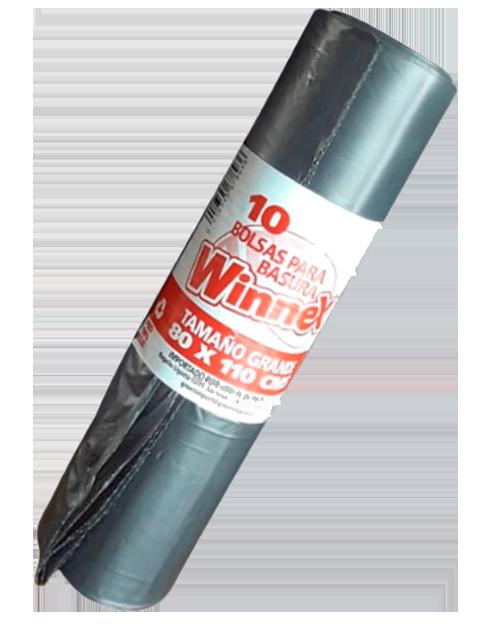 Bolsa de basura 80 x 110 cm