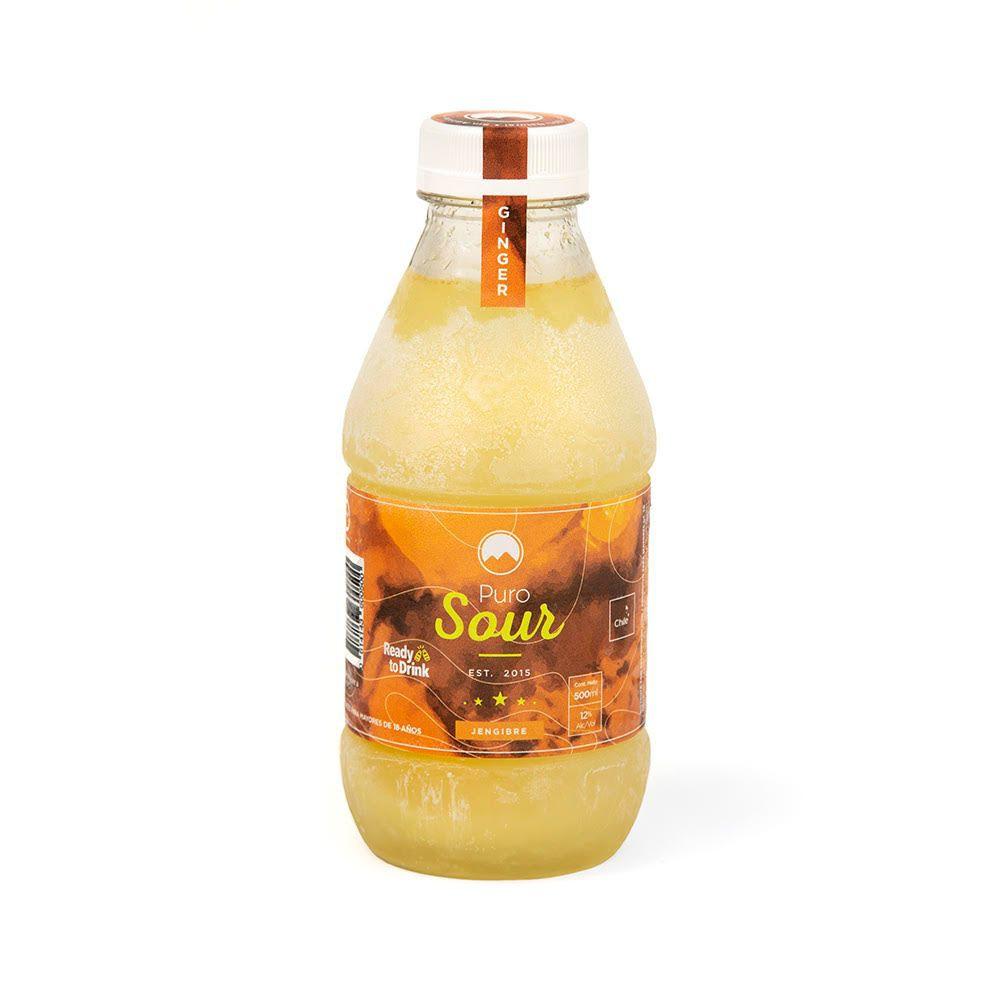 Sour ginger 500ml
