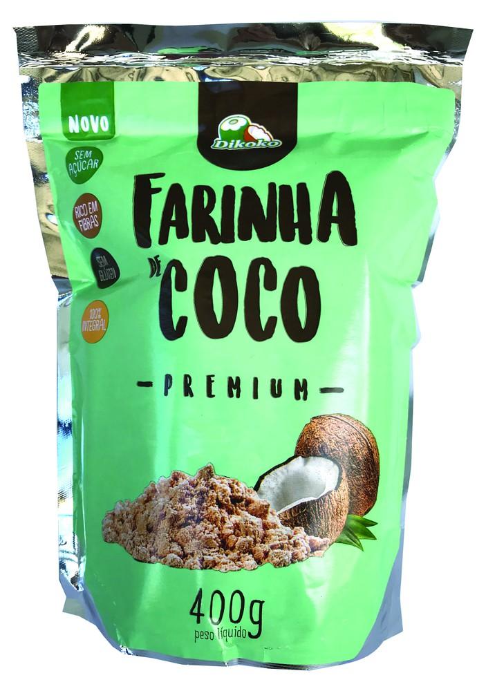 Farinha de coco premium