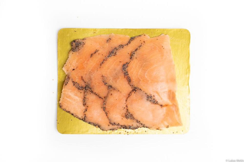 Slice Salmón Pimienta 200 g