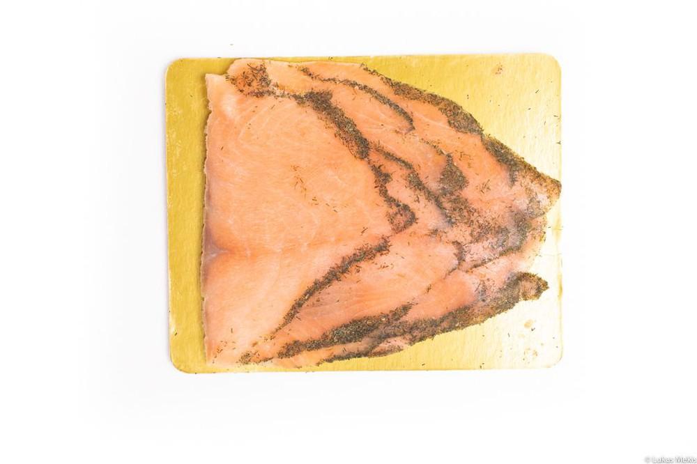 Slice Salmón Ahumado Eneldo 200 g