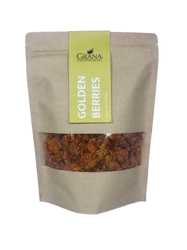Goldenberries deshidratados Bolsa de 150 grs