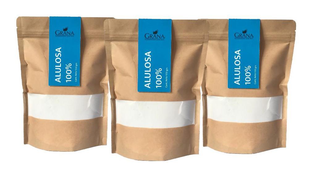 Pack alulosa 3 bolsas de 450 grs