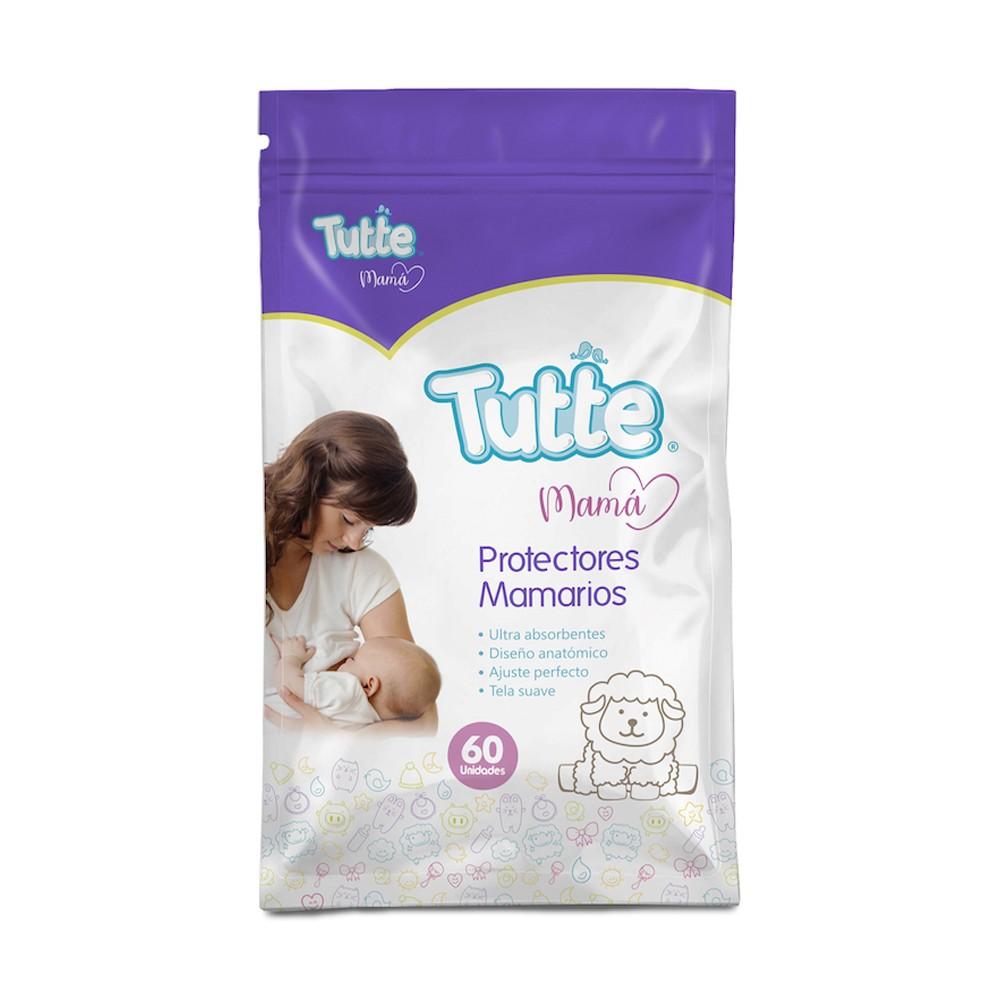 Protectores mamarios absorbentes de leche