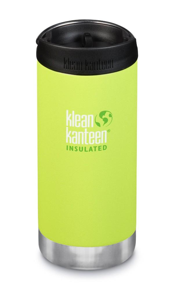 Botella térmica tk wide con tapa para café juicy pear 355ml