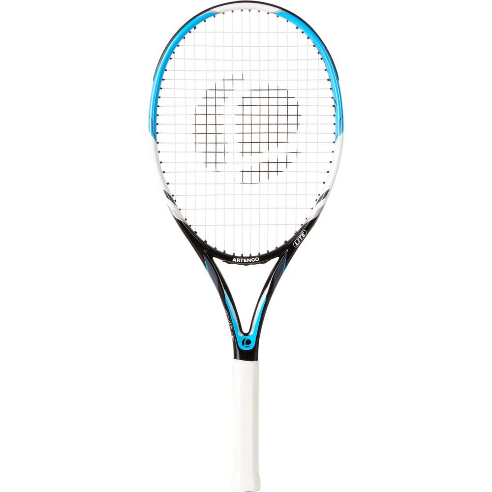 Tr160 Lite Adult Tennis Racquet - Blue - Grip 2