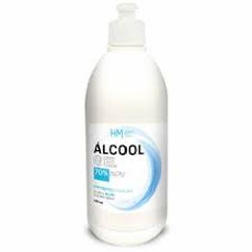 Álcool em gel 70 Brasco 300ml