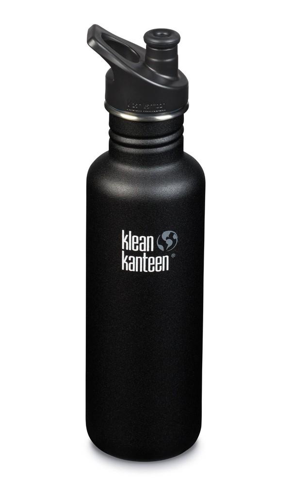Botella clásica sport shale black 800 ml
