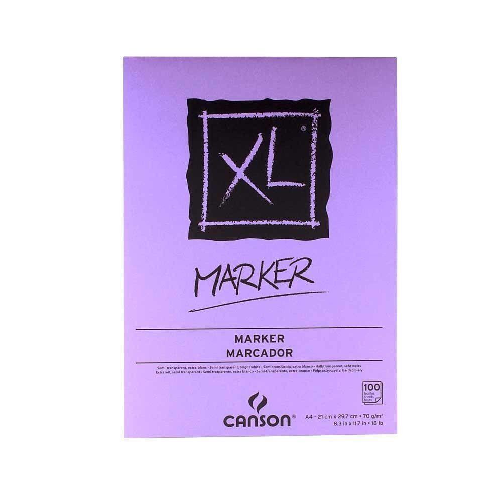 Block Marcadores  XL