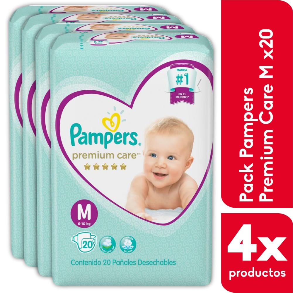 Pack Premium Care M X 20