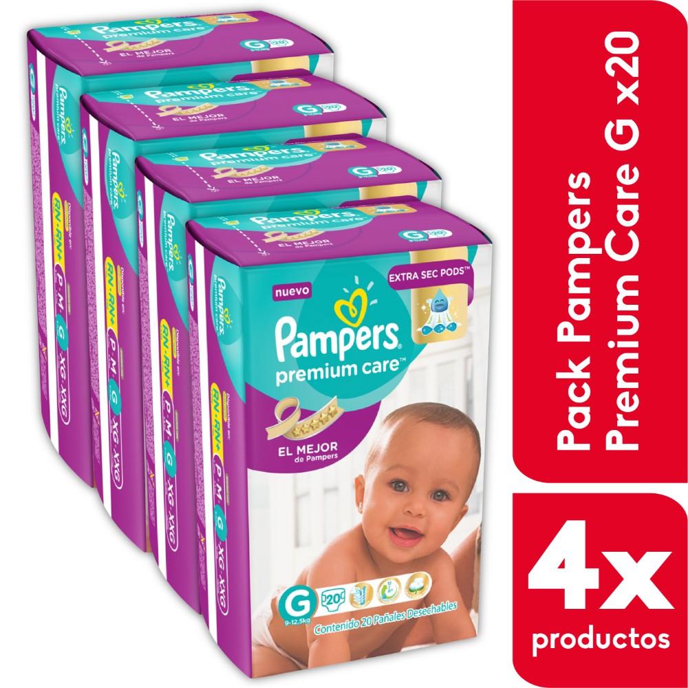 Pack Premium Care G X20
